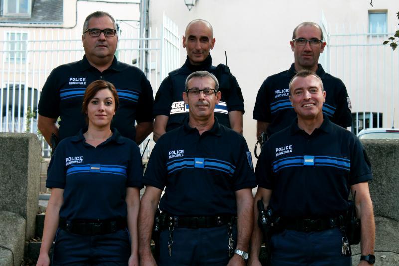 Police municipale Redon